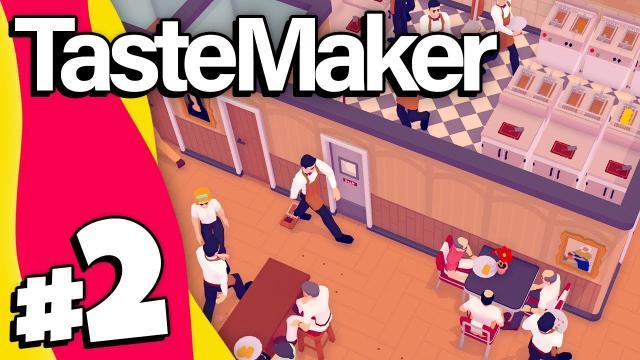 TasteMaker | Part 2