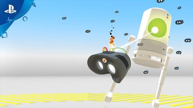 Virtual Virtual Reality - Launch Trailer | PSVR