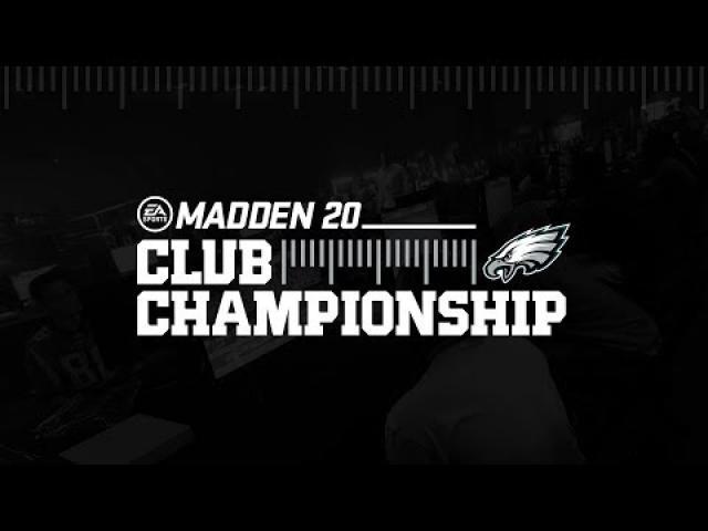 Madden 20 Philadelphia Eagles Club Championship