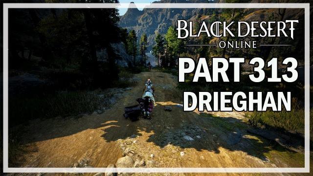 Black Desert Online - Dark Knight Let's Play Part 313 - Sherekhan Necropolis