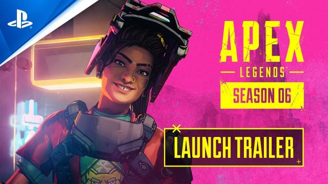 Apex Legends - Season 6 Boosted Launch Trailer | PS4