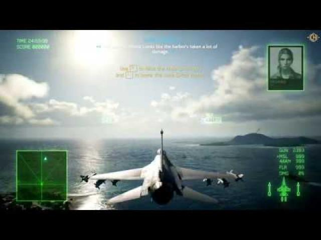Ace Combat 7: Skies Unknown Trainer +14