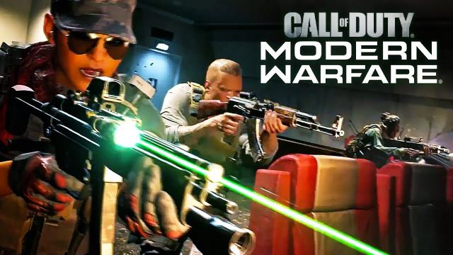 Call of Duty: Modern Warfare - Official Special Ops Gameplay Reveal Trailer