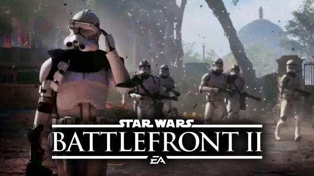 Star Wars Battlefront 2 - Epic Moments Gameplay at The Dark Side!
