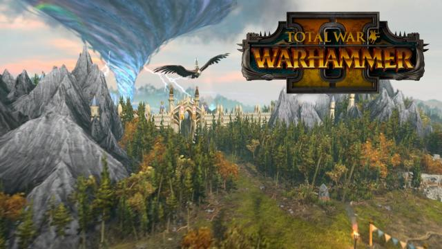 Total War: Warhammer 2 - Campaign Map First Look Trailer