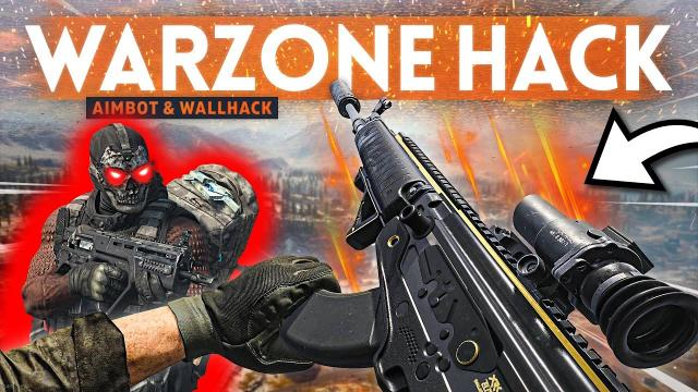 Warzone Cheaters RUIN perfect round with AIMBOT & Wallhack