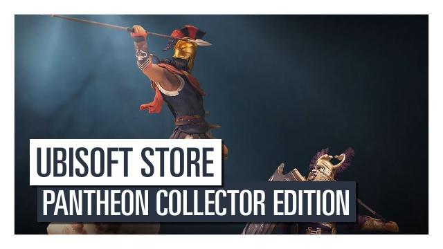 UBISOFT STORE - ASSASSIN'S CREED ODYSSEY PANTHEON  EDITION