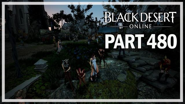 Black Desert Online - Dark Knight Let's Play Part 480 - Rift Bosses