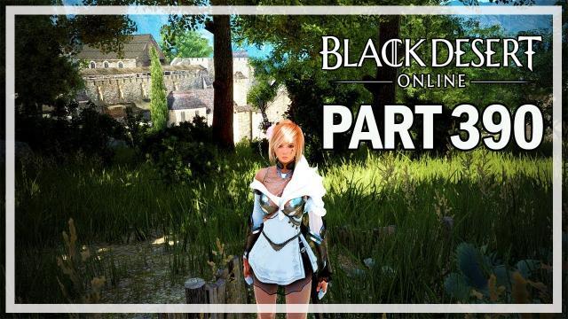 Black Desert Online - Dark Knight Let's Play Part 390 - Enhancing