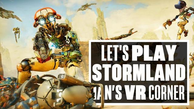 Stormland VR Feels Like A Sci-Fi Far Cry - Ian's VR Corner