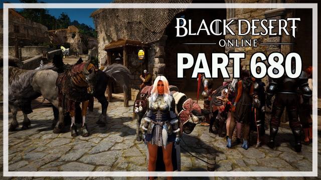 ENHANCING BLACKSTAR - Dark Knight Let's Play Part 680 - Black Desert Online