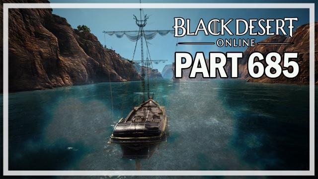 MARGORIA - Dark Knight Let's Play Part 685 - Black Desert Online