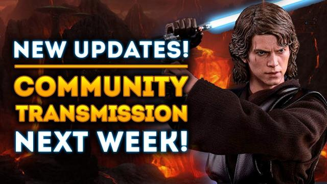 NEW UPDATES! Community Transmission Next Week! Roadmap V2 & GamesCom Info - Star Wars Battlefront 2