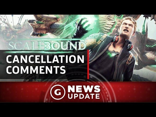 Scalebound Director Addresses Cancellation - GS News Update