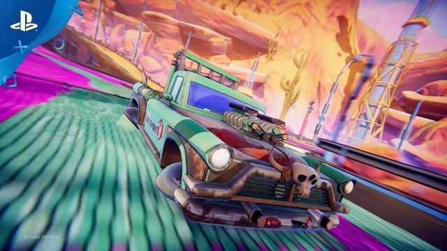 Trailblazers - Announcement Trailer | PS4