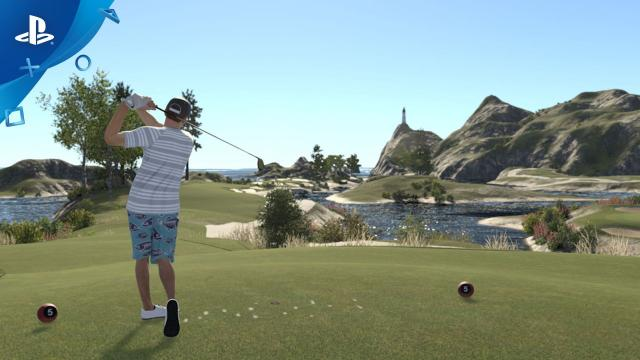 Golf Club 2: First Look Trailer | PS4