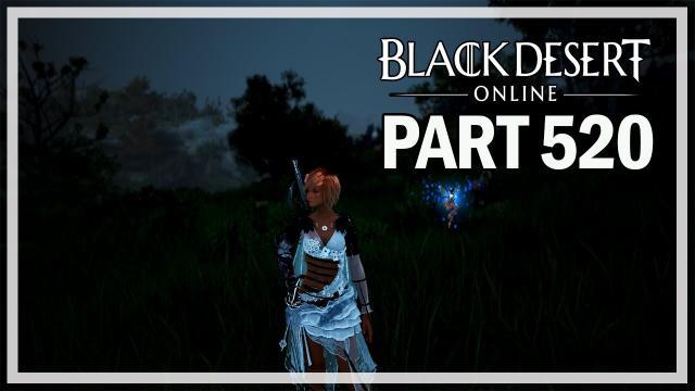 Black Desert Online - Dark Knight Let's Play Part 520 - Longest Offin Boss