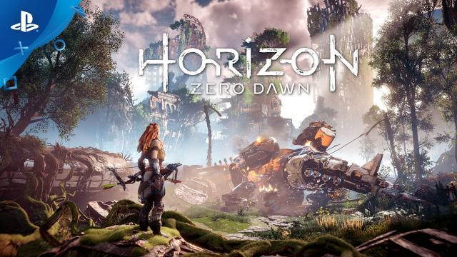 Horizon Zero Dawn - Earth is Ours No More Extended Trailer | PS4