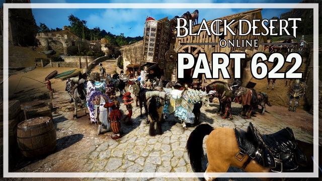 EVENT RIFT BOSSES - Dark Knight Let's Play Part 622 - Black Desert Online