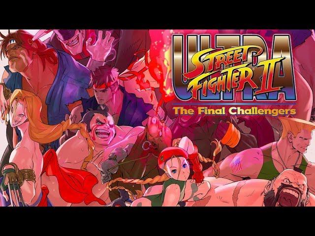 Ultra Street Fighter II: The Final Challengers - Nintendo Switch Announcement Trailer