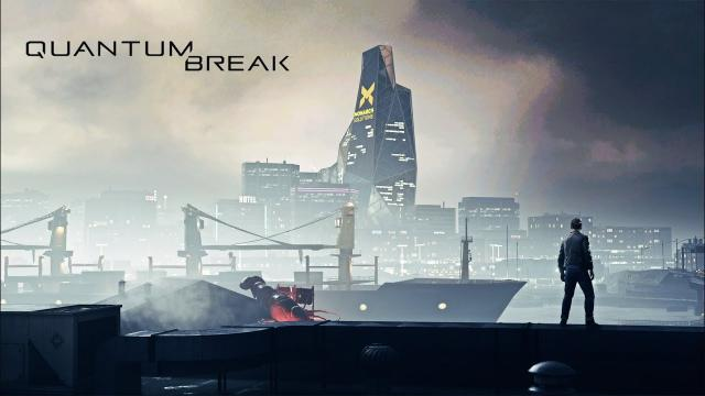 TIME - Quantum Break [5K Ultra]