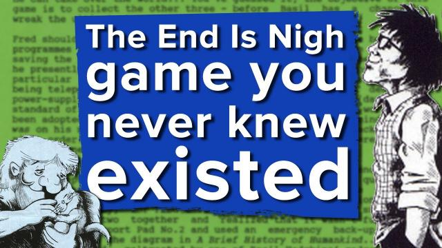 The End Is Nigh game you never knew existed