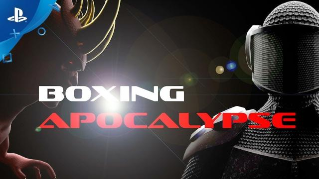Boxing Apocalypse - Promo Trailer | PSVR
