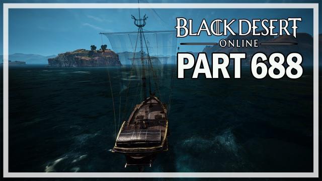 MATERIAL BARTERING - Dark Knight Let's Play Part 688 - Black Desert Online