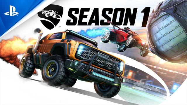 Rocket League - Season 1 Trailer | PS4