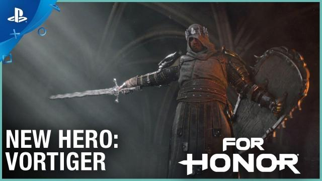 For Honor – New Hero: Vortiger | PS4