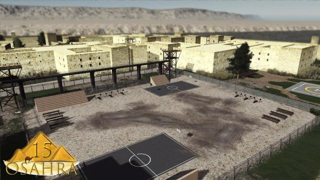 Cities Skylines: Osahra - The Maximum Security Prison #15