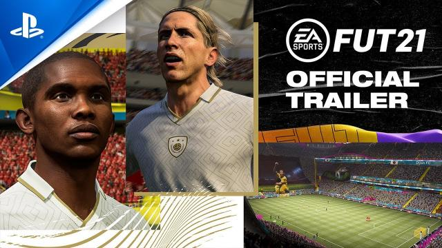 FIFA 21 - Ultimate Team Official Trailer | PS4