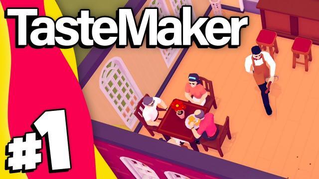 TasteMaker | Part 1