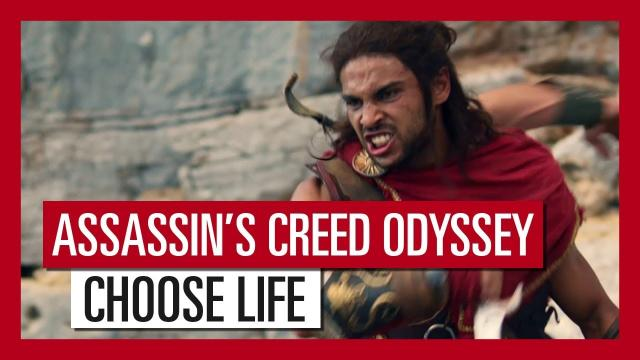 "Assassin's Creed Odyssey: ""Choose Life"" Live Action Trailer (Clean)"