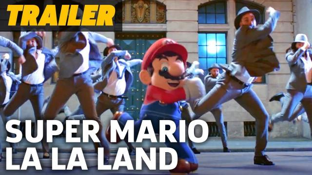 Super Mario Odyssey - Musical Trailer