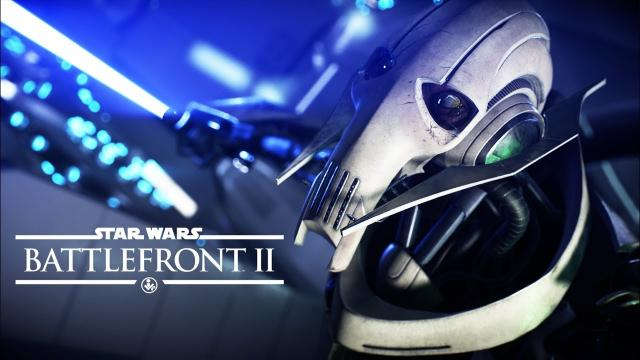 Grievous - Star Wars Battlefront II [4K Ultra]