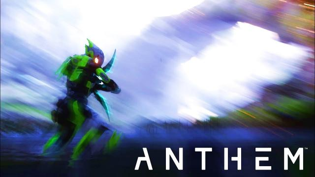 The Creation of Dawn - Anthem Game
