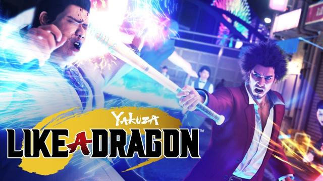 Yakuza: Like a Dragon - Official Cinematic Trailer