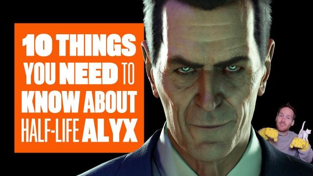 Everything You Need To Know About Half-Life: Alyx Gameplay - WATCH OUT FOR HEADCRABS!