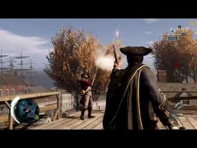 Assassin's Creed III Remastered Trainer +11
