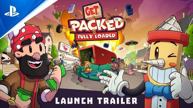 Get Packed: Fully Loaded - Launch Trailer | PS4