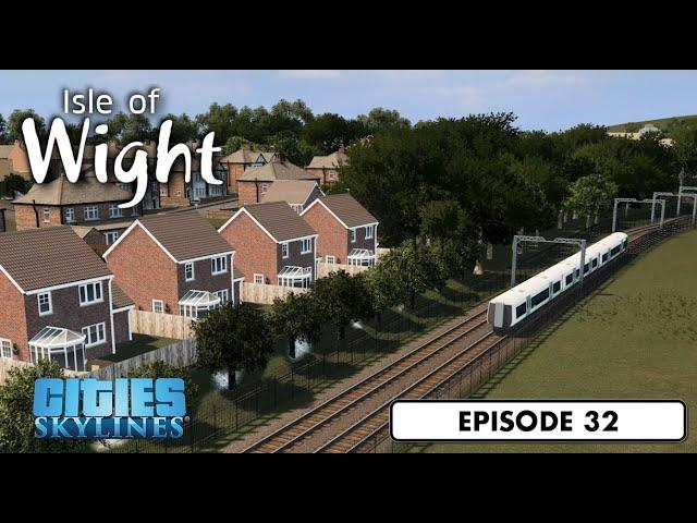Small Train Station - Cities: Skylines: Isle of Wight - 32