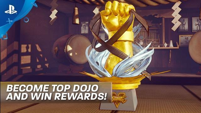 Street Fighter V: Arcade Edition - Introducing Dojos | PS4