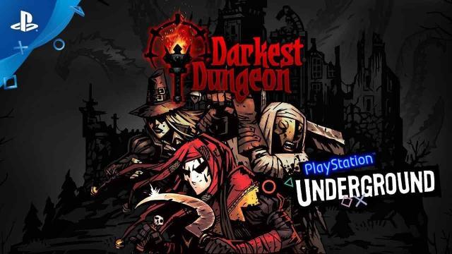 Play This Next: Darkest Dungeon | PlayStation Underground
