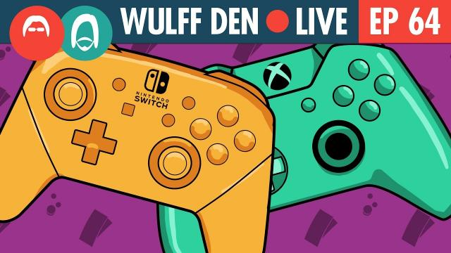 How much should the Switch Pro Controller cost? - Wulff Den Live Ep 64