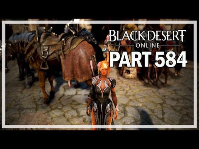 Black Desert Online - Dark Knight Let's Play Part 584 - Bad RNG Enhancing
