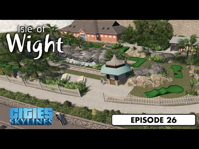 Beach Crazy Golf - Cities: Skylines: Isle of Wight - 26