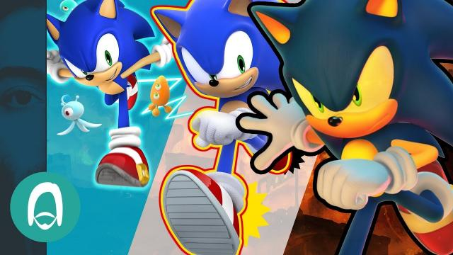 Sonic Forces: The Wrong Lessons from the Right Games