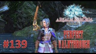 Final Fantasy XIV A Realm Reborn Perfect Walkthrough Part 139 - Archer Quests