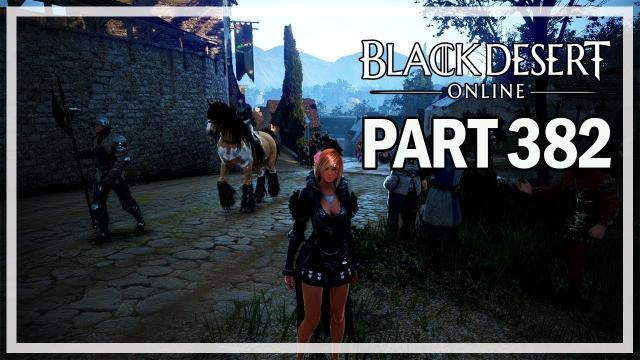 Black Desert Online - Dark Knight Let's Play Part 382 - Ancient Puturum
